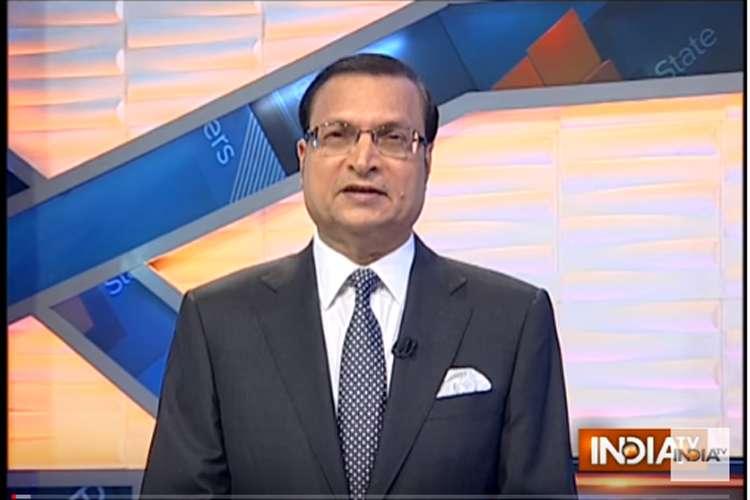 Rajat Sharma Blog, Navjot Sidhu - India TV Hindi