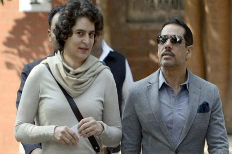 Enforcement Directorate has summoned Robert Vadra in the land deal case- India TV Hindi