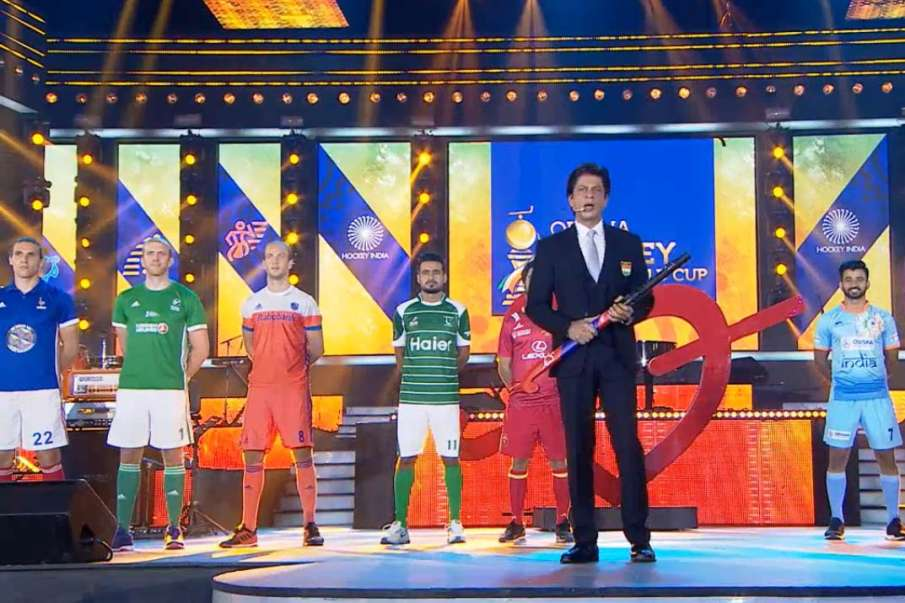 Hockey world cup 2018 Opening Ceremony at Bhubaneswar- India TV Hindi