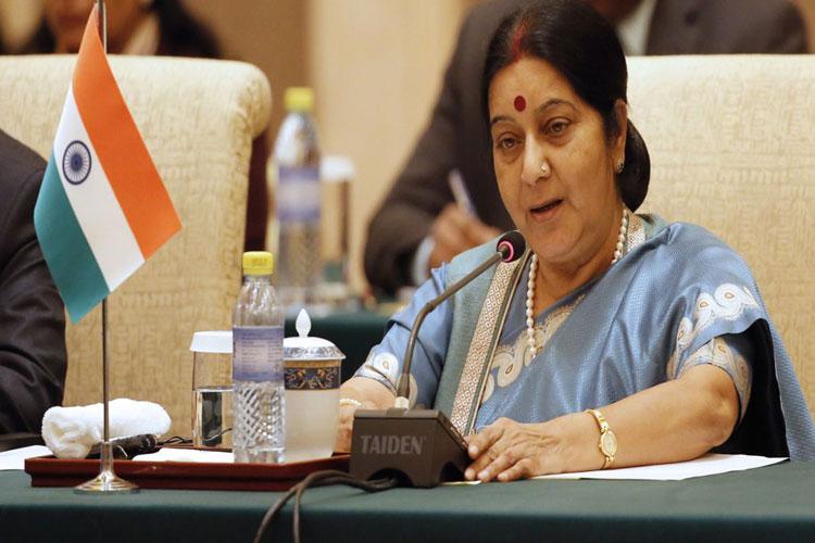 Sushma Swaraj not to visit Pakistan for Kartarpur Sahib event on November 28 - India TV Hindi