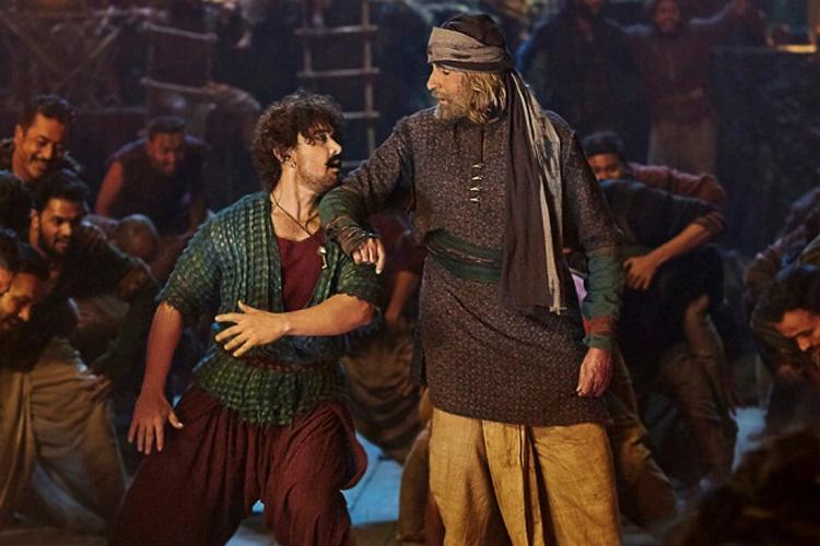 Aamir Khan and Amitabh Bachchan in Thugs Of Hindostan- India TV Hindi