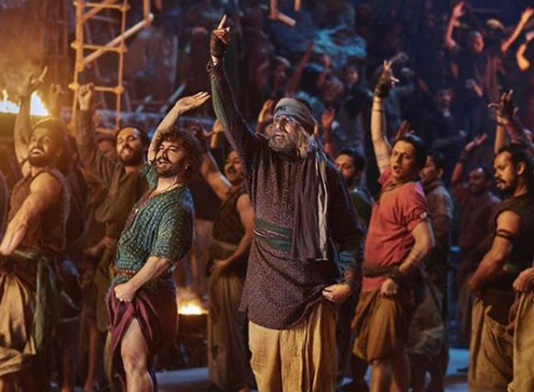 Thugs of Hindostan Box Office Collection Day 8- India TV Hindi
