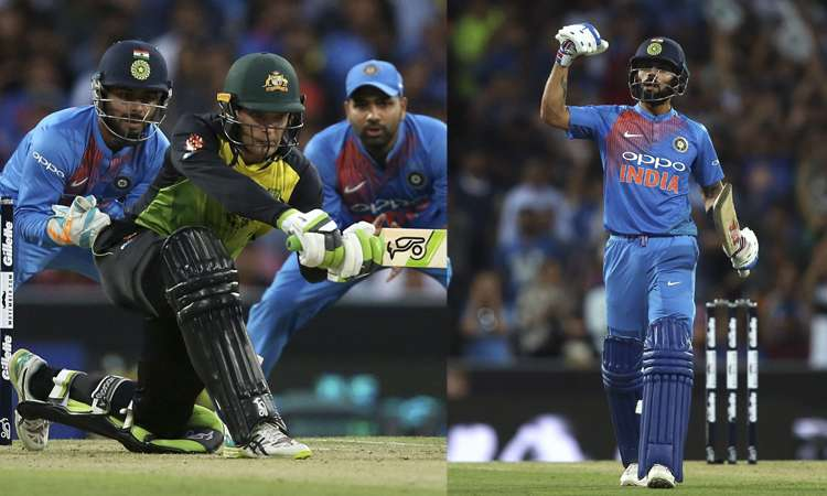 ऑस्ट्रेलियाई विकेटकीपर का बड़ा बयान, बोले- टेस्ट सीरीज में कोहली को रन बनाने से रोक देंगे- India TV Hindi