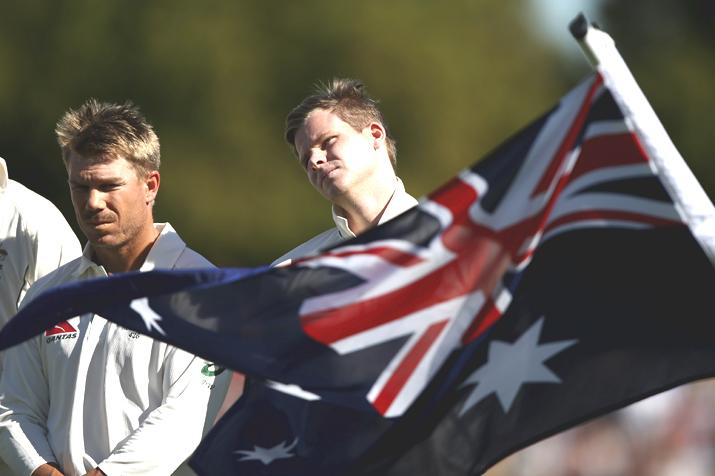 टीम इंडिया से निपटने के लिए स्मिथ-वॉर्नर के पास पहुंची ऑस्ट्रेलियाई टीम- India TV Hindi