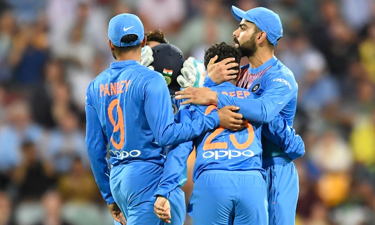 भारतीय क्रिकेट टीम- India TV Hindi
