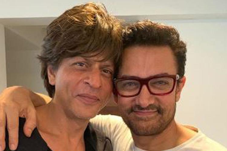 Aamir Khan will play Krishna in Mahabharata confirms Shah Rukh Khan - India TV Hindi