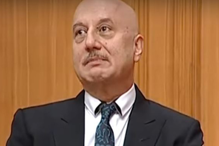 Anupam Kher in Aap Ki Adalat- India TV Hindi