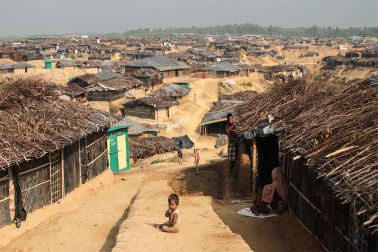 Bangladesh to seal off Rohingya camps during election- India TV Hindi