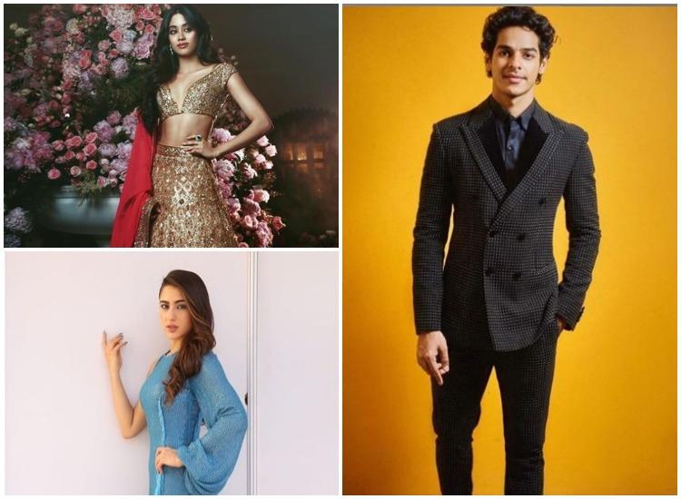 janhvi, sara and ishaan- India TV Hindi