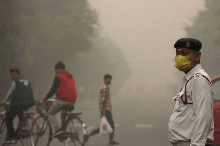 Delhi Air Pollution- India TV Hindi