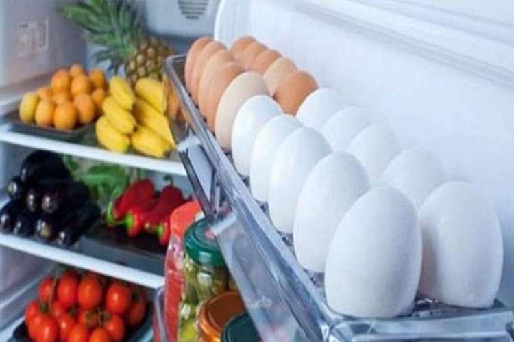 store eggs in fridge door- India TV Hindi