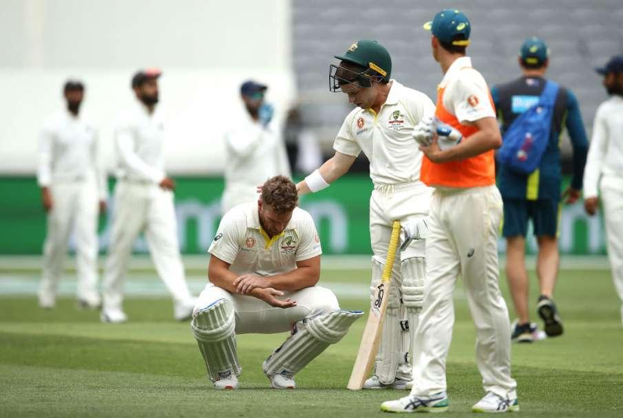 स्टीव वॉ और पोंटिंग ने की फिंच को हटाकर लाबुशेन को टेस्ट टीम में रखने की अपील - India TV Hindi