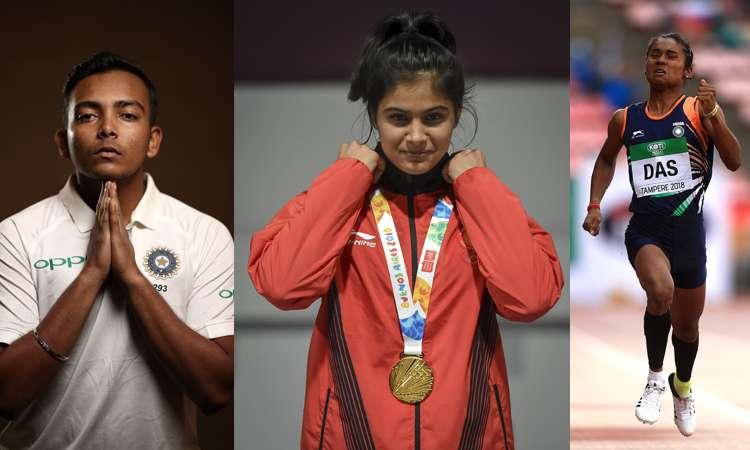 Year Ender 2018: भारतीय खेल जगत में युवाओं ने बिखेरी उम्मीदों की रौशनी, इन युवाओं के नाम रहा साल- India TV Hindi