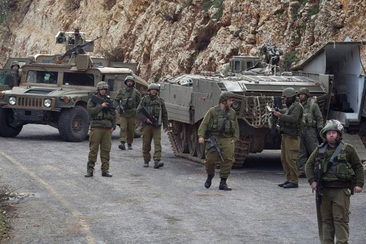 Israeli forces kill Palestinian at West Bank roadblock- India TV Hindi