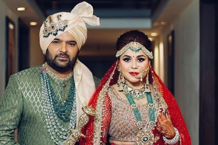 Kapil Sharma and Ginni Chatrath - India TV Hindi