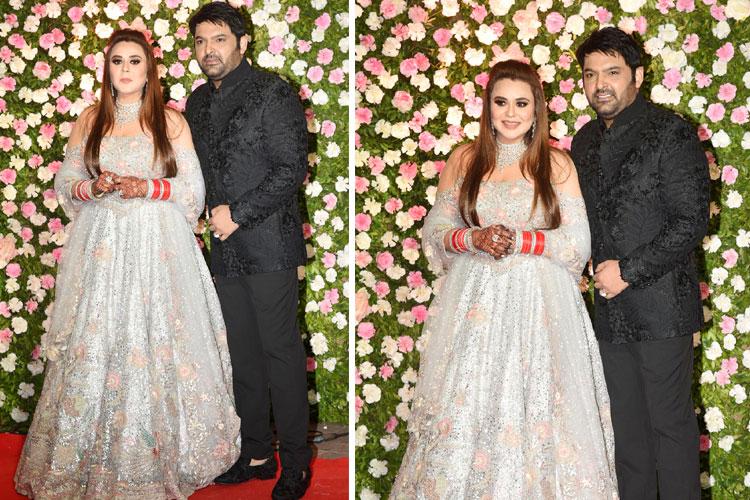 Kapil sharma and Ginni Wedding Reception- India TV Hindi