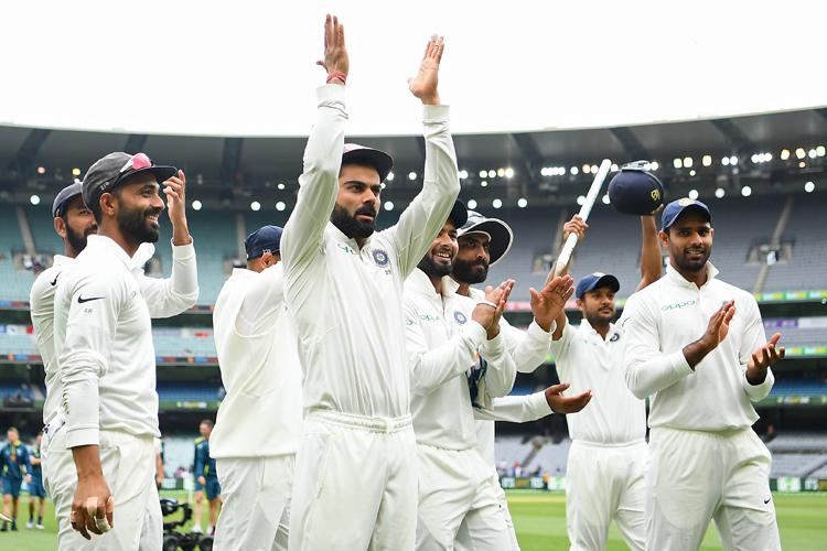 आईसीसी टेस्ट रैंकिंग: टॉप पर रहते हुए 2018 को अलविदा कहेंगे किंग कोहली, बुमराह को बड़ा फायदा- India TV Hindi