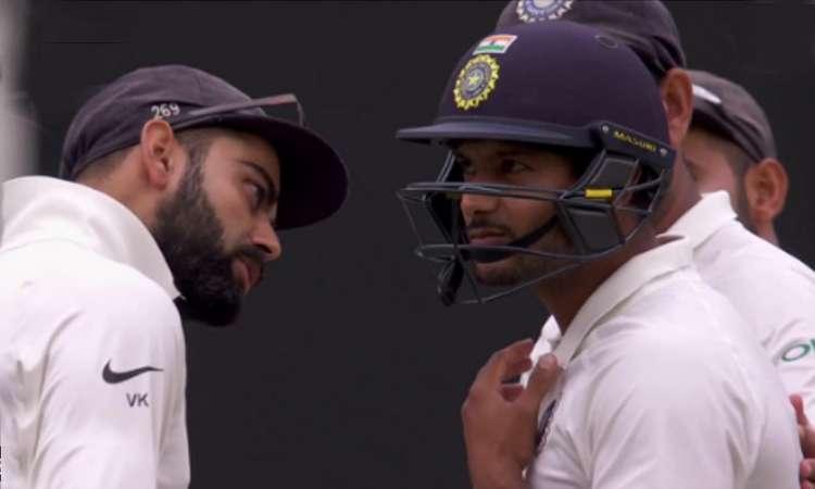 भारत को लगा बड़ा झटका! गर्दन में गेंद लगने से मैदान से बाहर हुआ ये धाकड़ खिलाड़ी- India TV Hindi