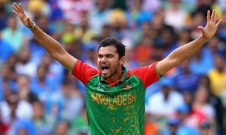 शेख हसीने से ज्यादा वोटों से जीते बांग्लादेश के कप्तान मशरफे मुर्तजा- India TV Hindi