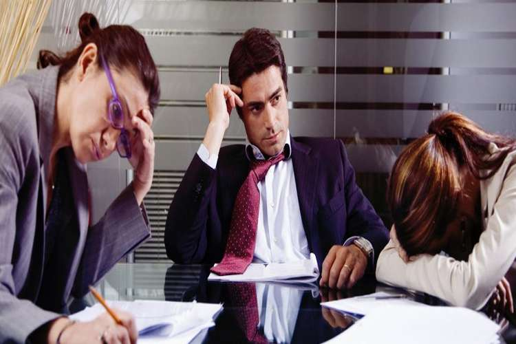 Ways to Break the Tension in Your Office- India TV Hindi