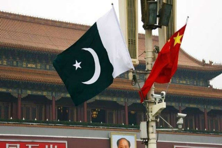 Pakistan China flag- India TV Hindi