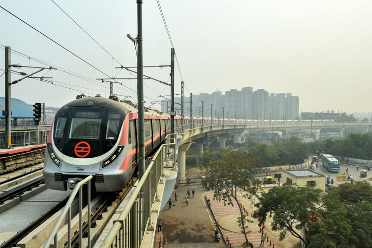 Pink Line Delhi Metro- India TV Hindi