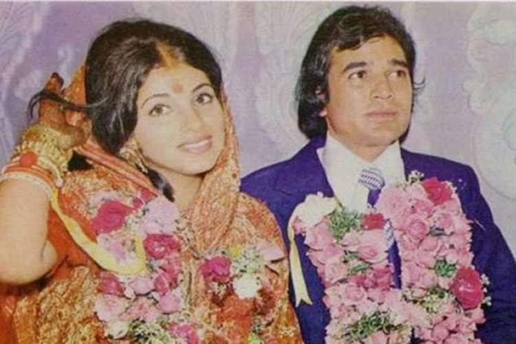 राजेश खन्ना और डिंपल...- India TV Hindi
