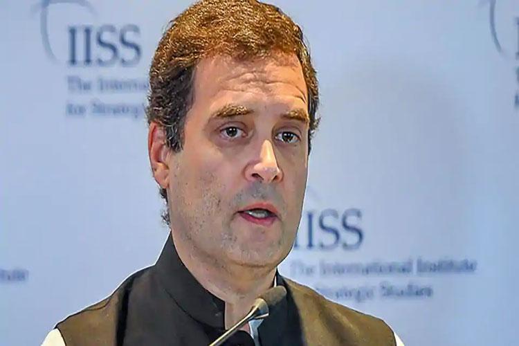 Rahul Gandhi on Sajjan Kumar Verdict- India TV Hindi