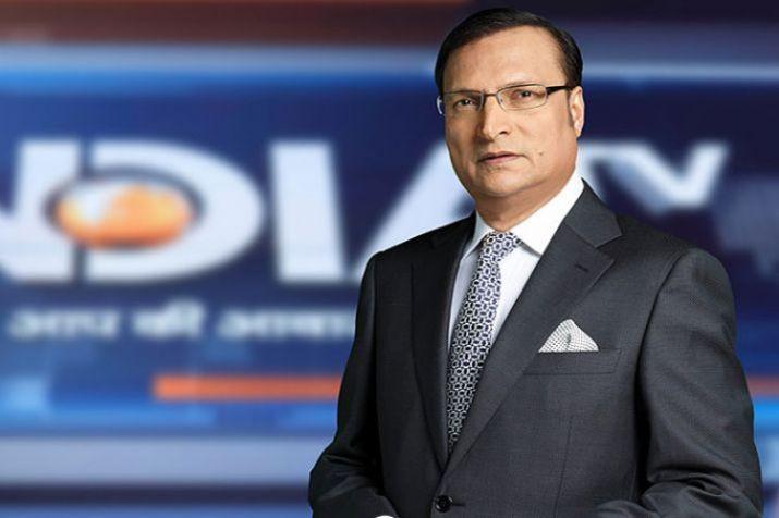Rajat Sharma   India TV- India TV Hindi