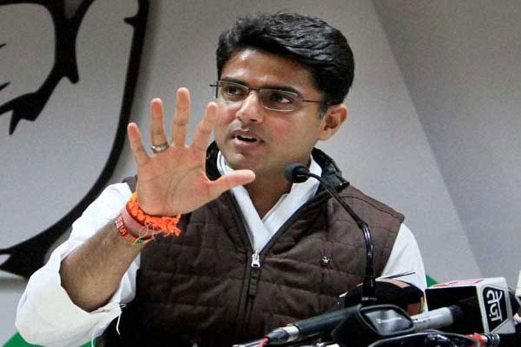 Sachin Pilot ask supporters to maintain discipline- India TV Hindi