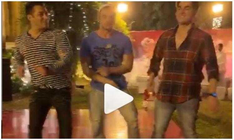 Salman, Arbaaz and Sohail khan- India TV Hindi
