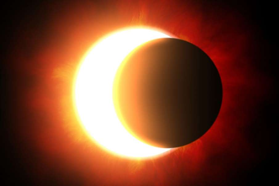 Solar Eclipse- India TV Hindi