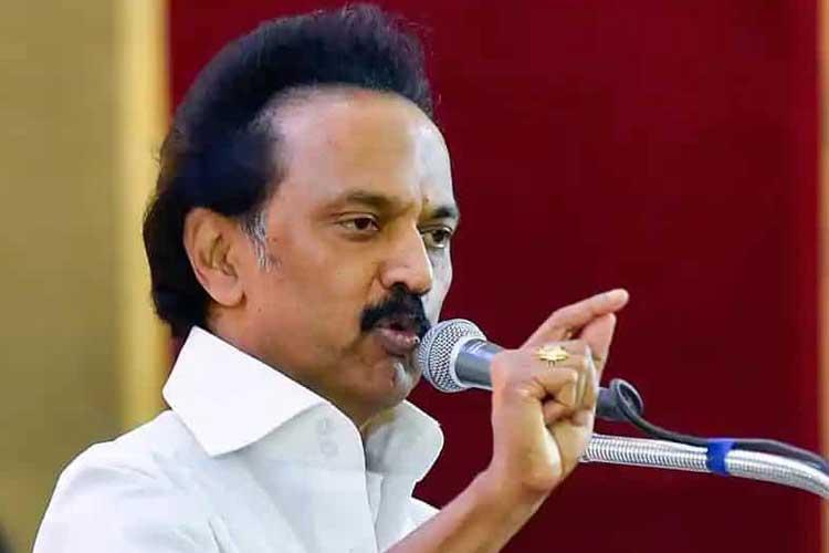 DMK president M K Stalin- India TV Hindi