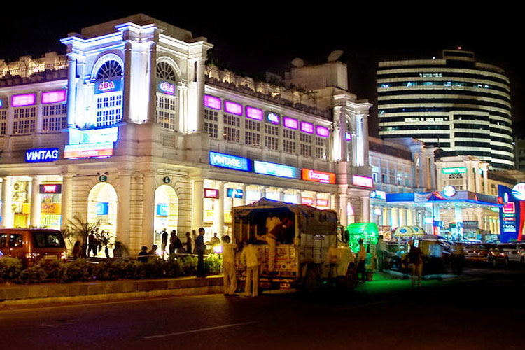 connaught place- India TV Hindi