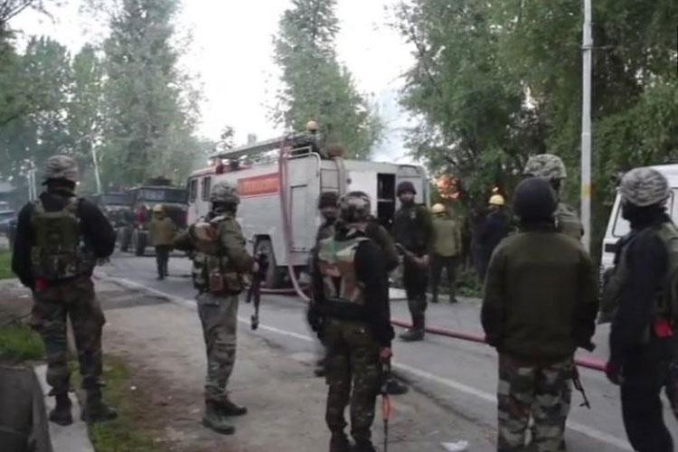 Jammu and Kashmir: Seven injured in grenade attack in Anantnag | PTI Representational- India TV Hindi
