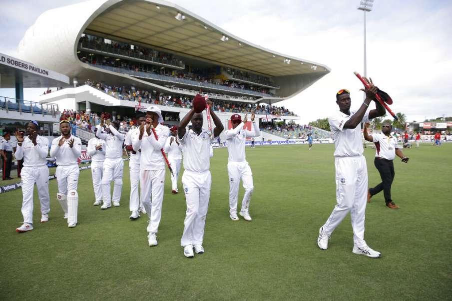 1st Test: वेस्टइंडीज ने रोका इंग्लैंड का विजयरथ, 381 रनों से रौंदकर हासिल की सबसे बड़ी जीत- India TV Hindi