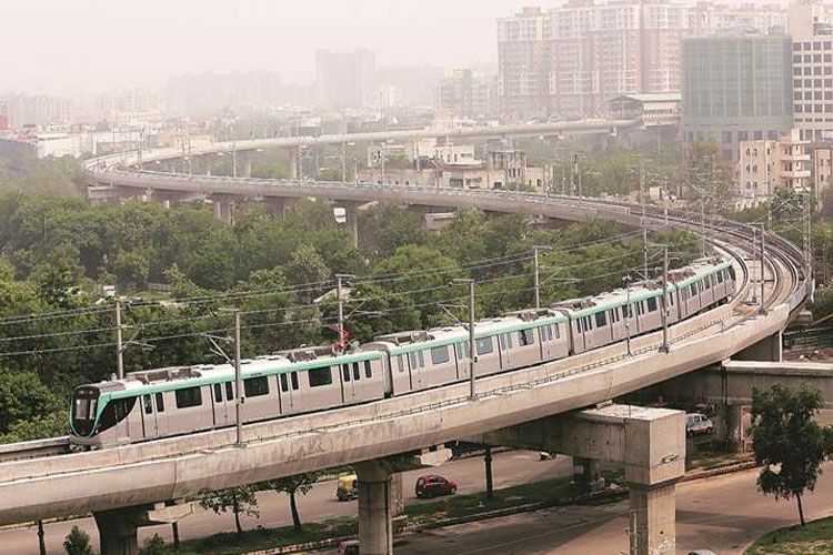 noida greater noida aqua line metro- India TV Hindi