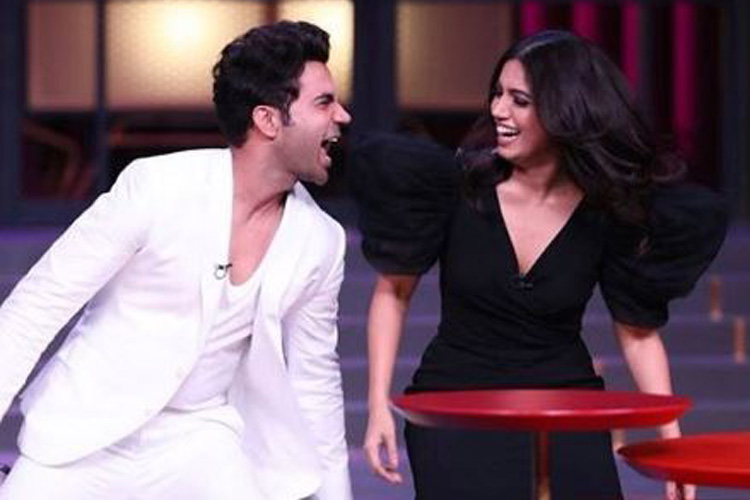 Koffee With Karan 6: Bhumi Pednekar auditioned Rajkummar Rao - India TV Hindi