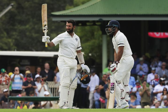 Cheteshwar Pujara- India TV Hindi