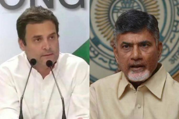 Congress party will contest Lok Sabha and Vidhan Sabha elections alone in Andhra pradesh- India TV Hindi
