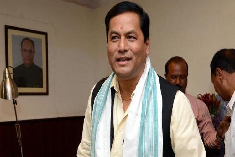 असम के मुख्यमंत्री...- India TV Hindi