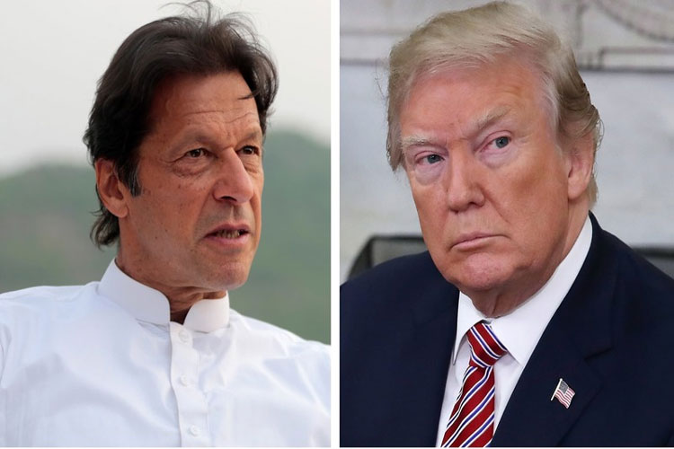 US wants great relationships with Pakistan but it houses enemies says Donald Trump- India TV Hindi