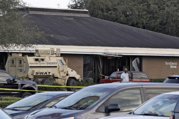 Florida Bank Shooting: Five people killed, shooter surrenders to SWAT team- India TV Hindi