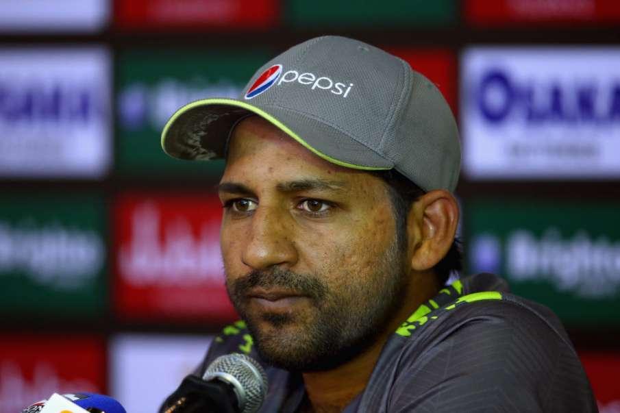 हार के बाद बोले पाक कप्तान सरफराज- जीत के लिए शीर्ष-4 बल्लेबाजों को बड़ी पारी खेलनी होगी- India TV Hindi
