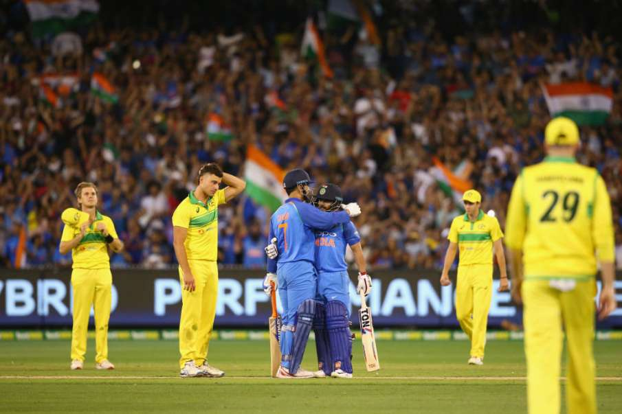 India Win Over Australia- India TV Hindi