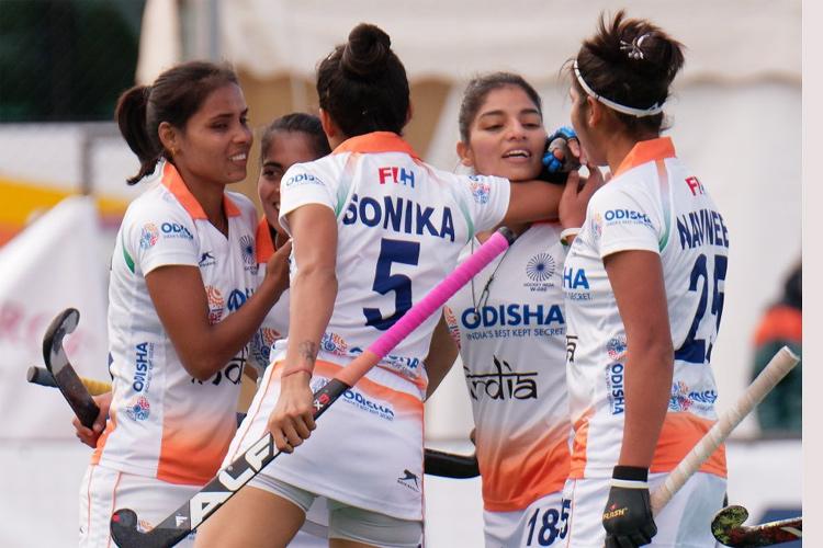 Indian Women Hockey Team- India TV Hindi