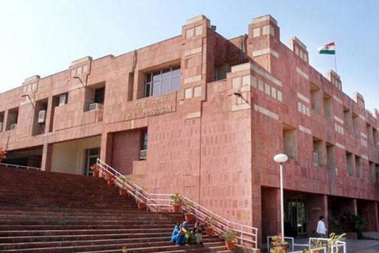 JNU professor files police complaint against JNUTA president and JNUSU secretary | PTI File- India TV Hindi