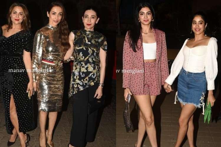मलाइका, करिश्मा,...- India TV Hindi