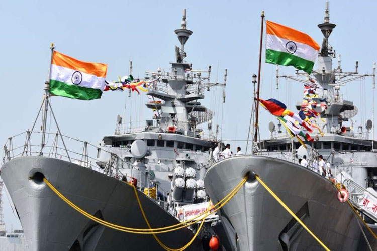 Navy has role as security provider in Indian Ocean region: ENC chief- India TV Hindi