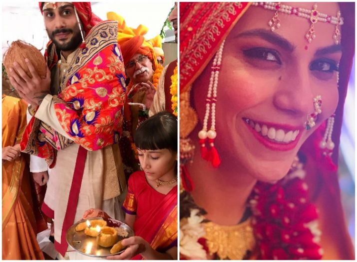 First picture of prateek babbar wedding- India TV Hindi